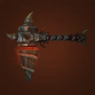 Siegecrafter's Forge Hammer Model