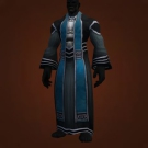 Garb of Royal Ascension, Exiled Dabbler's Robe Model