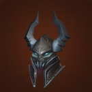 Valorous Darkruned Helmet Model