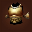 Khan'aish Breastplate Model