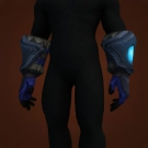 Spiritwalker Gauntlets, Skyshatter Grips, Skyshatter Gauntlets, Skyshatter Gloves Model