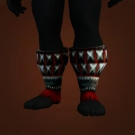 Cabalist Boots, Rageclaw Boots, Praetorian Boots, Tor'chunk's Foot Covers Model