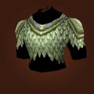 Green Dragonscale Breastplate Model
