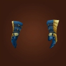 Golden Scale Gauntlets Model