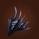 Replica Champion's Satin Shoulderpads, Replica Champion's Satin Mantle Model
