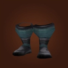 Mooncloth Boots, Arcane Boots Model