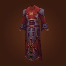 Ambermist Robe, Silkwood Robe Model