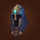 Helm of Clouded Sight, Peacebreaker's Satin Hood Model