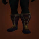 Sandals of Corrupted Water, Mirror-Polished Boots Model