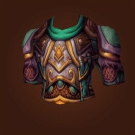 Chestguard of Flowing Elements, Ensorcelled Nerubian Breastplate, Chestguard of Flowing Elements, Ringmail Armor of Eminent Domain Model