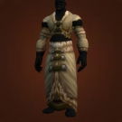 Stonecloth Robe Model