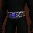 Crafted Malevolent Gladiator's Waistband of Accuracy, Malevolent Gladiator's Waistband of Accuracy, Malevolent Gladiator's Waistband of Accuracy Model