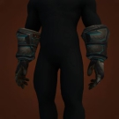 Relentless Gladiator's Plate Gauntlets Model