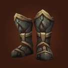 Crafted Dreadful Gladiator's Warboots of Alacrity Model