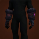 Deadly Gladiator's Kodohide Gloves, Deadly Gladiator's Wyrmhide Gloves, Deadly Gladiator's Dragonhide Gloves Model