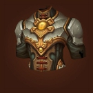 Crafted Dreadful Gladiator's Ornamented Chestguard Model