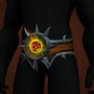 Cord of Kept Souls, Man'ari Skullbuckled Cinch Model