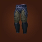 Stormwind Guard Leggings Model