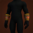 Sentinel Bracers, Warden's Wristbands, Arena Bracers Model