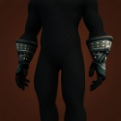 Shadowskin Gloves, Nightshade Gloves, Grand Gauntlets, Slaghide Gauntlets, Dire Wolf Handler Gloves Model