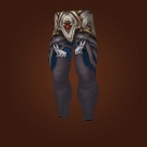 Wild Gladiator's Trousers of Cruelty, Wild Gladiator's Felweave Trousers Model