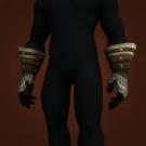 Thorbia's Gauntlets, Banded Gauntlets Model