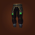 Legwraps of the Witch Doctor, Legguards of Scintillating Scales, Conduit-Breaker Chain Leggings, Leggings of the Violent Gale, Kilt of the Witch Doctor, Legguards of the Witch Doctor, Legguards of Awaked Repair, Legguards of Scintillating Scales, Leggings of the Violent Gale Model
