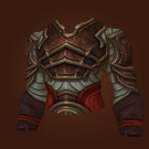 Wasteland Burnished Chestguard, Wasteland Heavy Chestpiece, Wasteland Armored Chestpiece Model