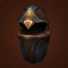 Bloodthirsty Gladiator's Leather Helm Model