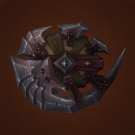 Malevolent Gladiator's Shield Wall, Crafted Malevolent Gladiator's Shield Wall Model