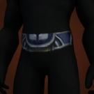 Veteran's Mooncloth Belt Model