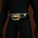 Cabalist Belt, Serpentskin Girdle, Indomitable Belt Model