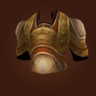 Replica Legionnaire's Dragonhide Breastplate, Replica Legionnaire's Dragonhide Chestpiece Model
