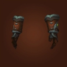 Borderland Fortress Grips, Hard Khorium Battlefists, Borderland Paingrips Model