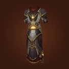 Lightwarper Vestments, Robe of Glowing Stone Model