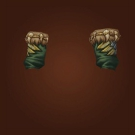 Lifekeeper's Gloves, Kaz'tik's Stormseizer Gauntlets Model