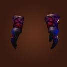 Vengeful Gladiator's Dreadweave Gloves, Vengeful Gladiator's Felweave Handguards Model