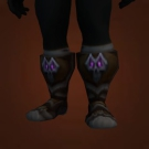 Veteran's Leather Boots Model