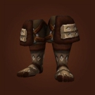 Tundra Wolf Boots Model