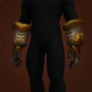 Gauntlets of the Soothed Soul, Sunblessed Gauntlets Model