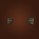 Rigid Bracelets, Wolf Bracers Model