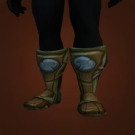 Tesslah's Ticking Treads, Contender's Wyrmhide Boots, Jinyu-Polished Boots, Hozen-Crafted Boots, Ale-Boiled Boots Model
