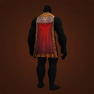 Khan's Cloak, Mageflame Cloak, Diviner's Cloak Model
