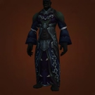Robes of Necrotic Whispers, Shadow Council's Robes Model