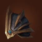 Harp Shell Pauldrons, Cinnabar Shoulders, Twilight-Heart Shoulderplates, Detective's Shoulderplates, Harp Shell Pauldrons, Cinnabar Shoulders Model