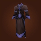 Black Mageweave Robe Model
