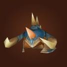 Replica Warlord's Dragonhide Helmet Model