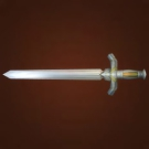 Fighter Broadsword Model