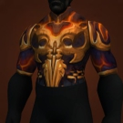 Merciless Gladiator's Linked Armor, Merciless Gladiator's Mail Armor, Merciless Gladiator's Ringmail Armor Model