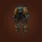 Serenity Legplates, Summit Guardian Legguards, Wallwatcher Legguards Model